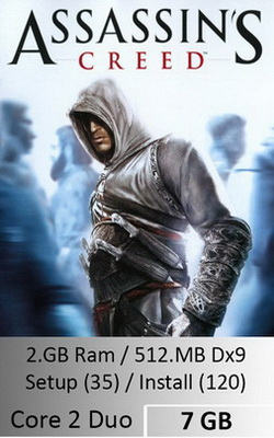 Assassins Creed 1  [ 7 GB ]